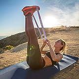 Recensione OMERIL Elastici Fitness (Set di 5), Bande di Resistenza Fitness con 5 Livelli di Resistenza, Fasce Elastiche Fitness per Crossfit, Yoga, Pilates, Squats, Lunges, Stretching, Allenamento di Forza