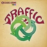 5 Classic Albums von Traffic