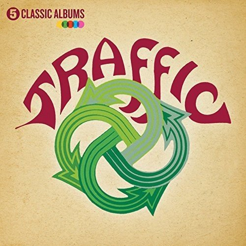 Traffic: 5 Classic Albums [Box] (Audio CD)