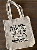 Borsa da caffè • borsa per vino • borsa tote Amazon Prime • borsa per la mamma • regalo per la mamma • regalo per la festa della mamma • festa della mamma • Natale