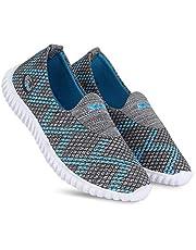 Creattoes Casual Slipon Grey Shoes Walking Yoga Gym