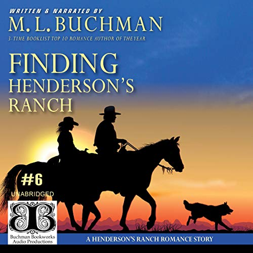 Finding Henderson's Ranch cover art