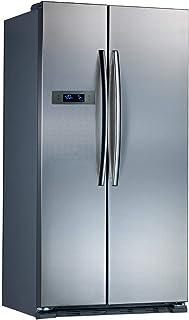 Midea 537 L Multi-air Flow Double door Refrigerator, silver - HC 698WE