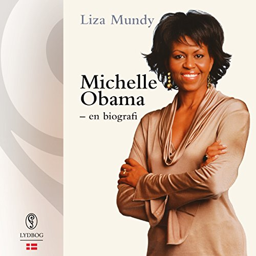 Michelle Obama (Danish Edition) audiobook cover art
