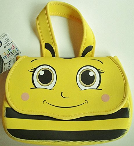 Arctic Zone Kids Insulated Lunch Pack - Bee by Arctic Zone
