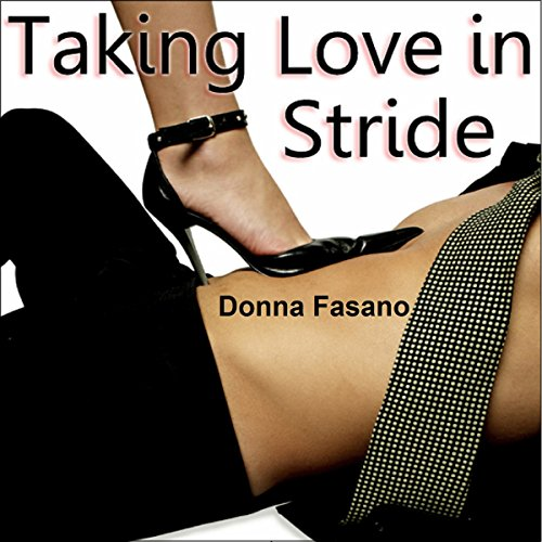 Taking Love in Stride audiobook cover art