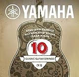 Yamaha CN10 - Juego de cuerdas para guitarra clásica