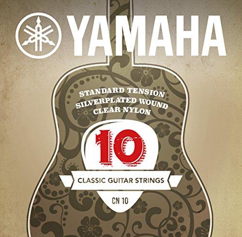 Yamaha CN10 Cordes pour Guitare classique Nylon