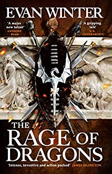 The Rage of Dragons: The Burning, Book One pdf epub