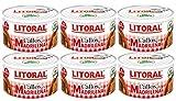 Litoral: Callos Madrileña - 380 gr - Pack de 6 latas
