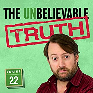 The Unbelievable Truth (Series 22) cover art