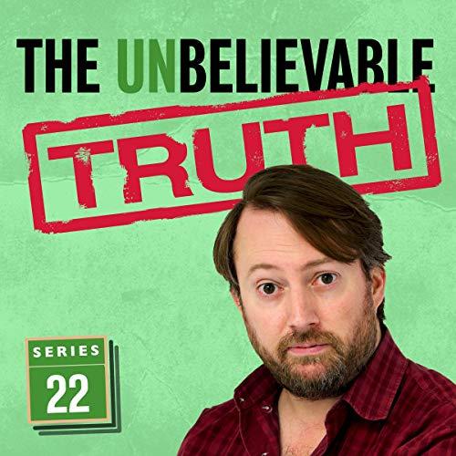 Page de couverture de The Unbelievable Truth (Series 22)