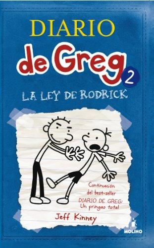 Diario de Greg #2. La ley de Rodrick