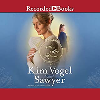 When Love Returns                   By:                                                                                                                                 Kim Vogel Sawyer                               Narrated by:                                                                                                                                 Alyssa Bresnahan                      Length: 12 hrs and 40 mins     135 ratings     Overall 4.7