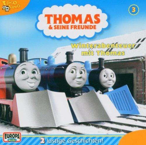 Thomas & Seine Freunde 03: Winterabenteuer mit Thomas