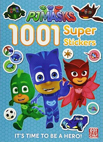 1001 Super Stickers (PJ Masks, Band 1)