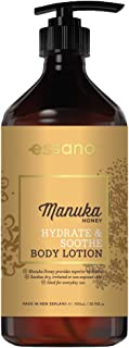 Essano Manuka Honey Body Lotion, Hydrate and Soothe, 800ml