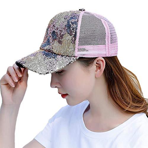 Topdo - Sombrero de playa, piscina, pesca, viaje, 1 unidad, color rosa, tamaño talla única