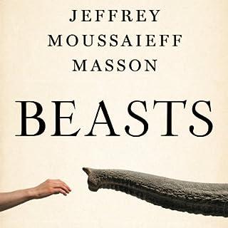 Beasts audiobook cover art