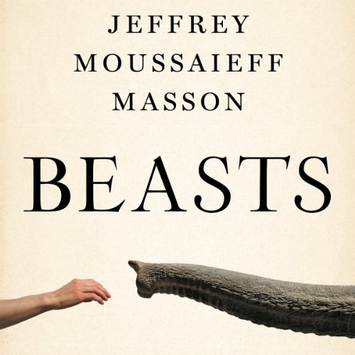 Beasts audiobook cover art
