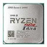 Ryzen 5 3400G R5 3400G 3.7 GHz Quad-Core Eight-Thread 65W CPU Processor YD3400C5M4MFH Sock...