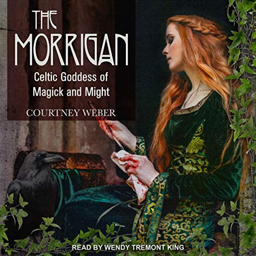 The Morrigan  By  cover art