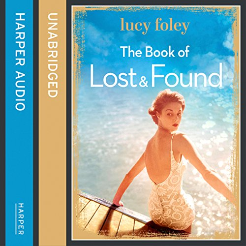 The Book of Lost and Found cover art