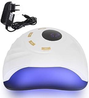 Secador de uñas, lámpara de uñas LED UV de gel de 90 W, kit de uñas Polygel, salón profesional para el hogar para centros comerciales de(110~240V, European standard)