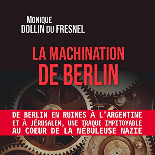 Couverture de La Machination de Berlin