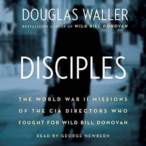 Disciples audiobook cover art
