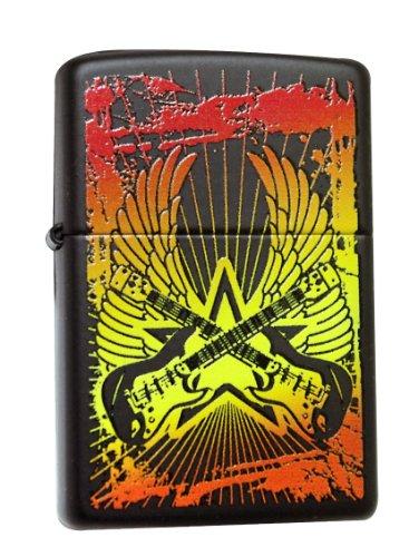 Zippo Guitar Pocket Lighter