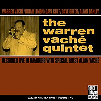 The Warren Vaché Quintet (Recorded Live in Hamburg)
