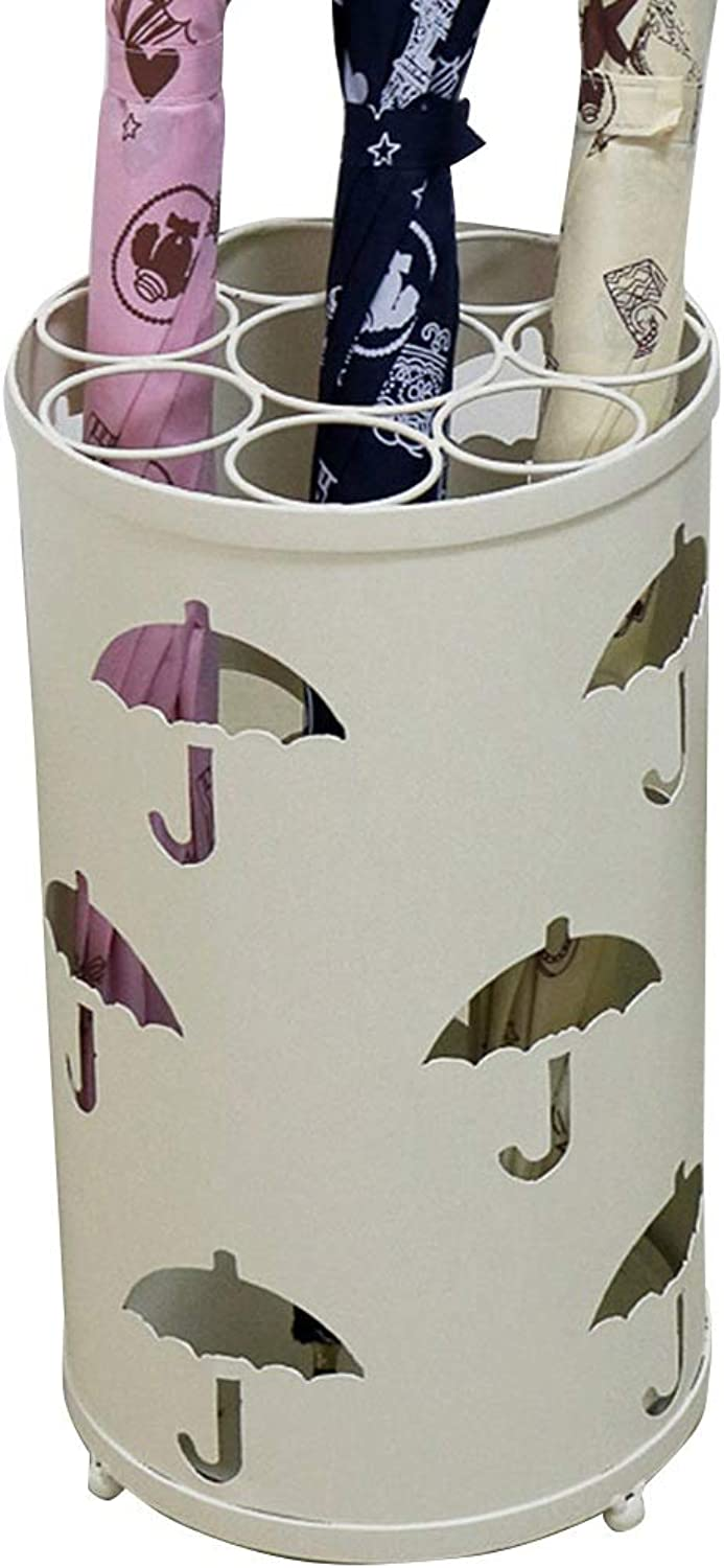 Umbrella Stand Umbrella Bucket, Household Entrance Porch Hotel Lobby Corner for Living Room Hallway Furniture (Size   Style 1)