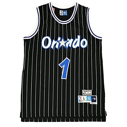 KKSY Camisetas para Hombre T.McGrady # 32 Camisetas de Baloncesto Retro de la NBA Orlando Magic,A,L