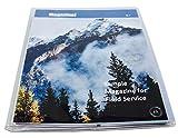 JW Field Service Supplies, Vinyl Magazine and Tract Organizer