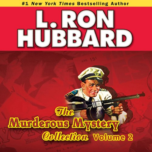 Murderous Mysteries Audio Collection, Volume 2 Titelbild
