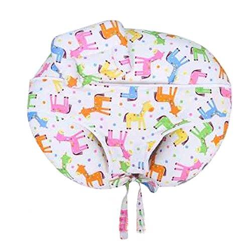 Premium & Lovely Coton Coussin d'allaitement bébé allaitement oreillers Parure de lit pour bébé