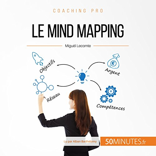 Le mind mapping audiobook cover art
