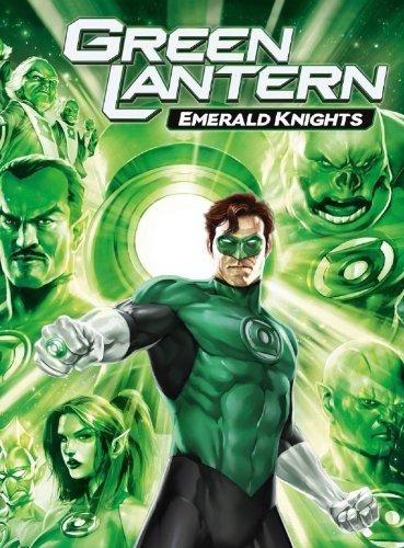 Green Lantern Emerald Knights [dt./OV]