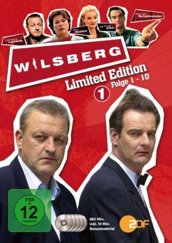 Wilsberg - Limited Edition, Vol. 1: Folge 1-10 (5 DVDs)