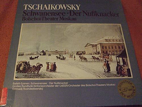 Tschaikowsky, Schwanensee, Nußknacker, Bolshoi Theater Moskau
