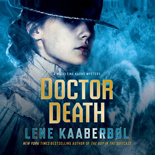Doctor Death audiobook cover art