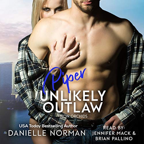 Piper, Unlikely Outlaw  By  cover art