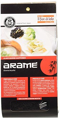 Fior di Loto Alghe Arame - 50 gr