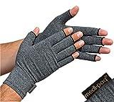 Medipaq(r) Anti-Arthritis Gloves (Pair) - Providing Warmth and Compression To Help Increase Circulation Reducing Pain and Promoting Healing 1x Pair (Medium)