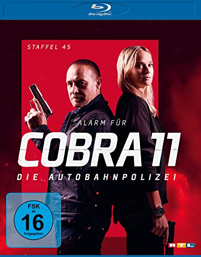 Alarm für Cobra 11 - Staffel 45 (Episoden 363-368) [Blu-ray]