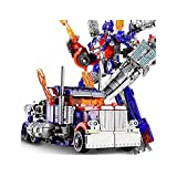 Children's Intellectual Toys, Boasting Century Cartoon Transformers, Optimus Prime, Bumblebee, car Robot, Variety God of War, Body Parts can be rotated 360 Degrees, The Best Gift