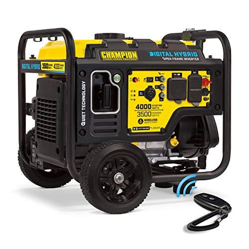 Champion Power Equipment 100573 4000-Watt