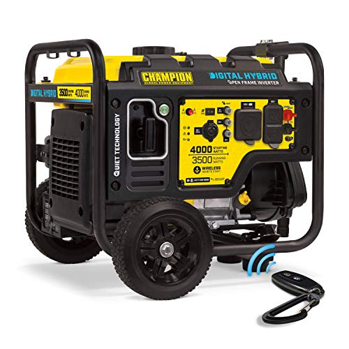 Champion Power Equipment 100573 4000-Watt DH...