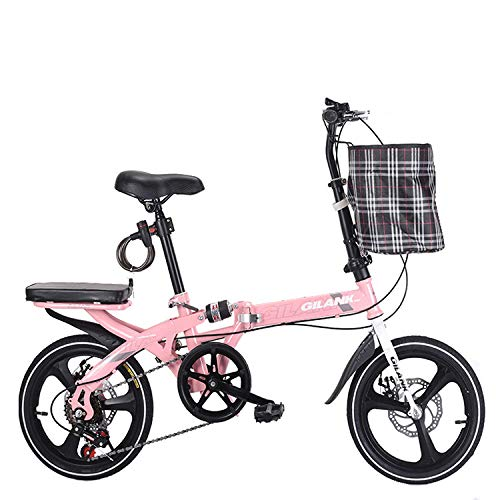 Bicicleta plegable Comooc Variable Speed   de
